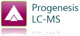 Progenesis LC-MS logo
