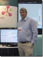 Mark Bennett, at ASMS 2010 in Salt Lake City