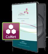 Progenesis CoMet DVD box